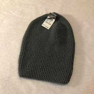 Grey Knit Beanie